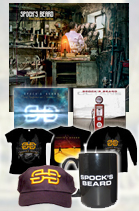 Spock's Beard Merch